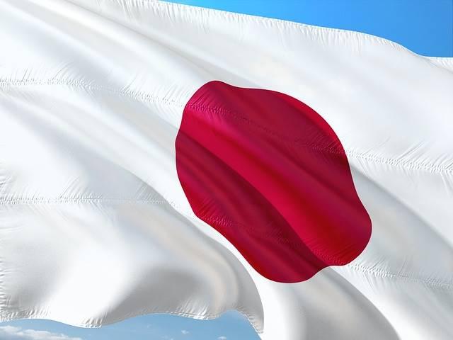 Bendera Jepang - Hinomaru