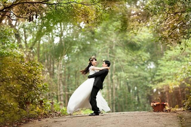 Simbol Peringatan Perkawinan - Pernikahan