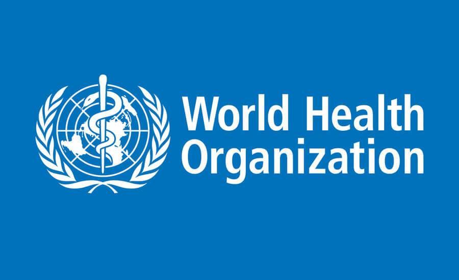 Logo WHO World Health Organization atau Organisasi Kesehatan Dunia