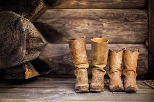 Arti Idiom Hang up someone boots