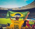 Bendera Negara Brasil [Brazil] : Ketertiban dan Kemajuan